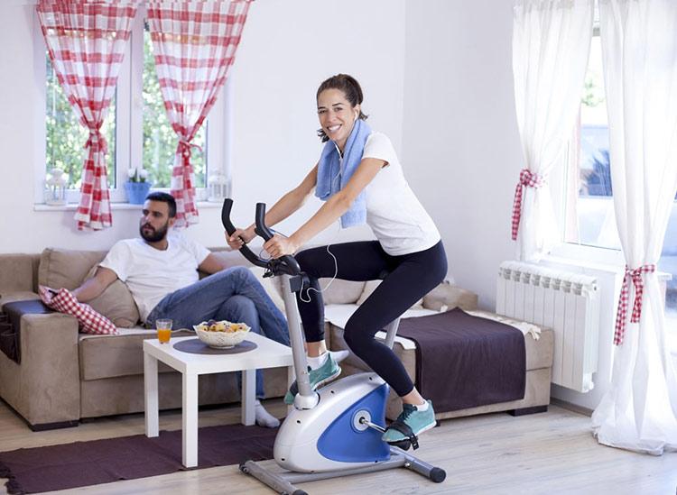 pourquoi faire du vélo d'appartement