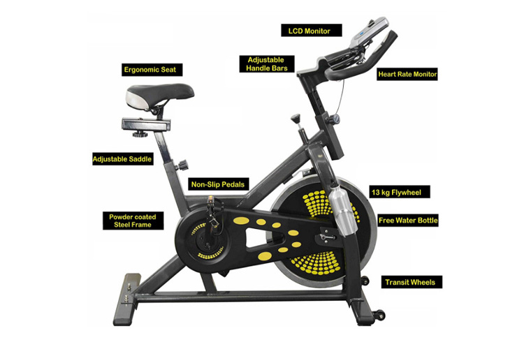 IQI Fitness Spin Fit avis