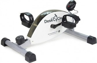 DeskCycle de MagneTrainer : le mini vélo par excellence
