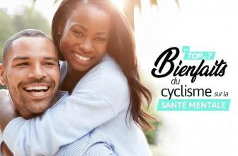 Le Top des 7 bienfaits du vélo sur la santé mentale