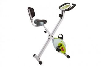 David Douillet VX01 X Bike Vélo magnétique pliable : l'appareil qui allie performance, santé et du confort